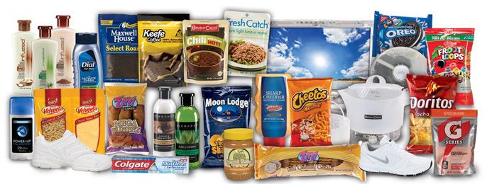 Access Securepak Food List